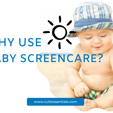 Why use sunscreen baby lotion?