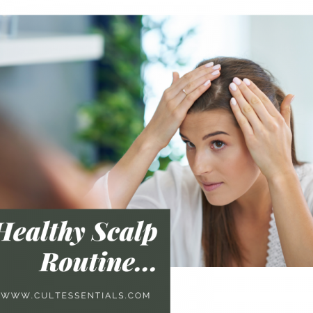 How to maintain scalp for strong, healthy hair from the roots